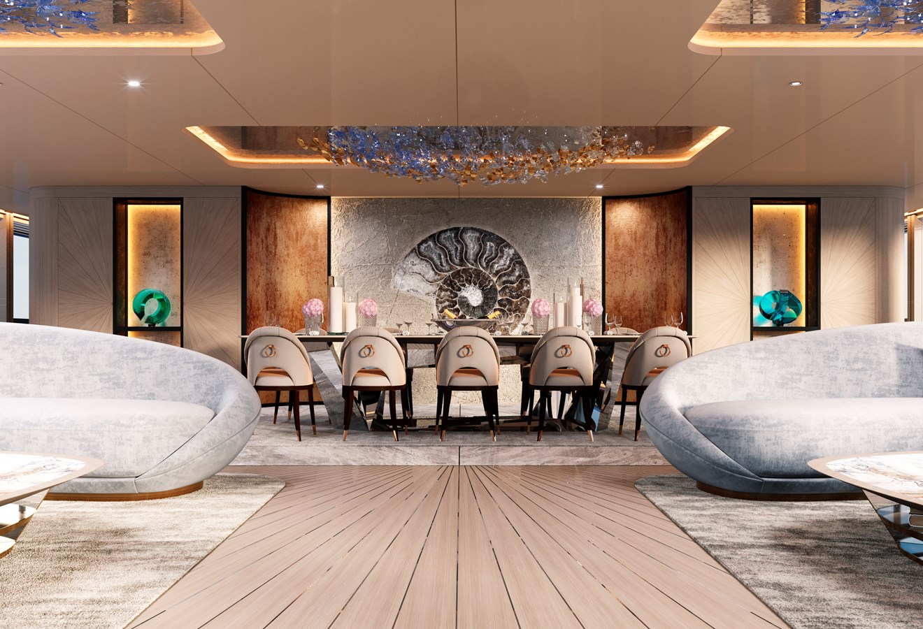 BEYOND 82M interiors- Fotiadis Design (3) 2023 CUSTOM BUILT BEYOND 82 Mega Yacht 2442972
