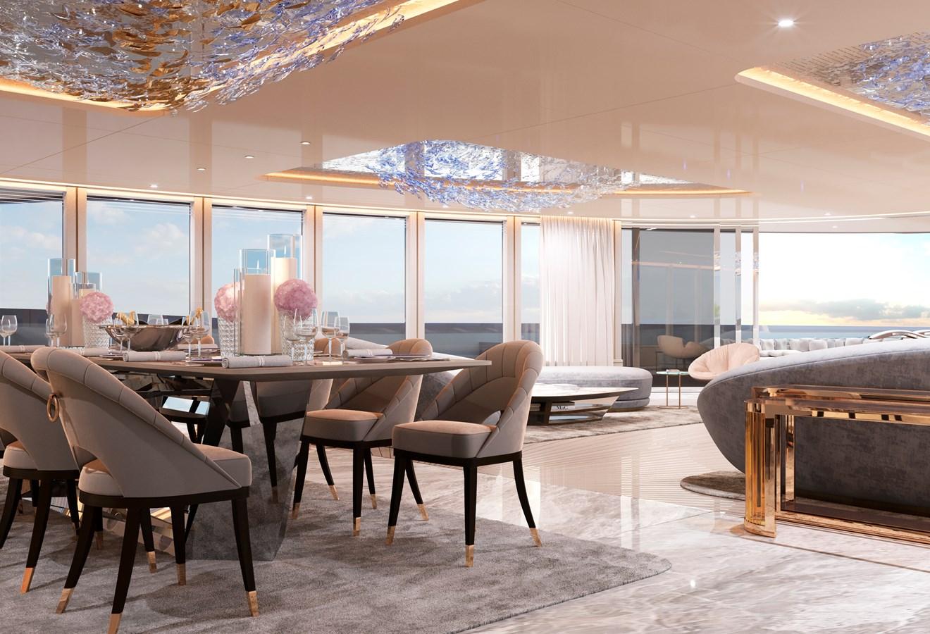 BEYOND 82M interiors- Fotiadis Design (4) 2023 CUSTOM BUILT BEYOND 82 Mega Yacht 2442973
