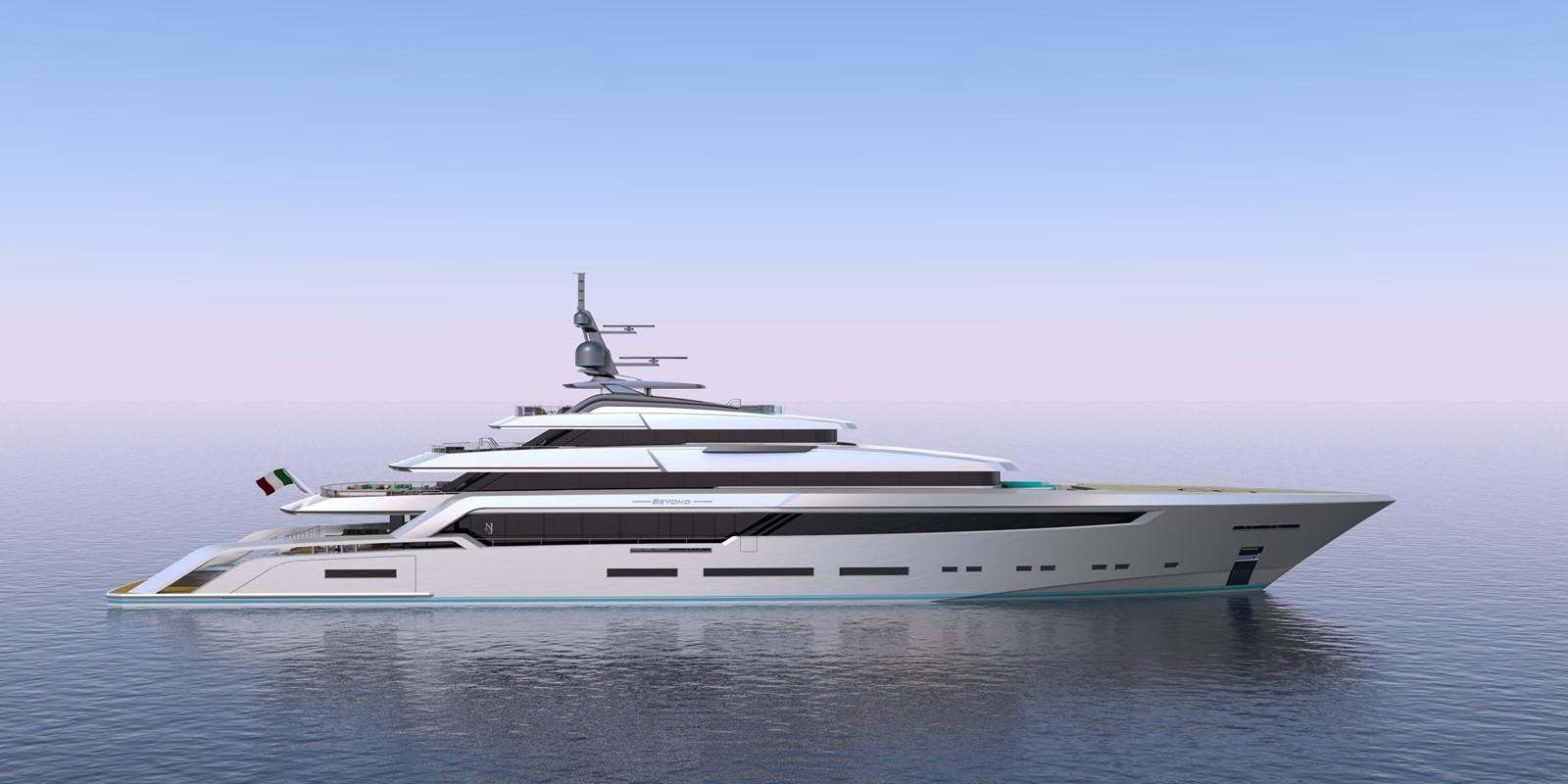 BEYOND 82M 2023 CUSTOM BUILT BEYOND 82 Mega Yacht 2454893