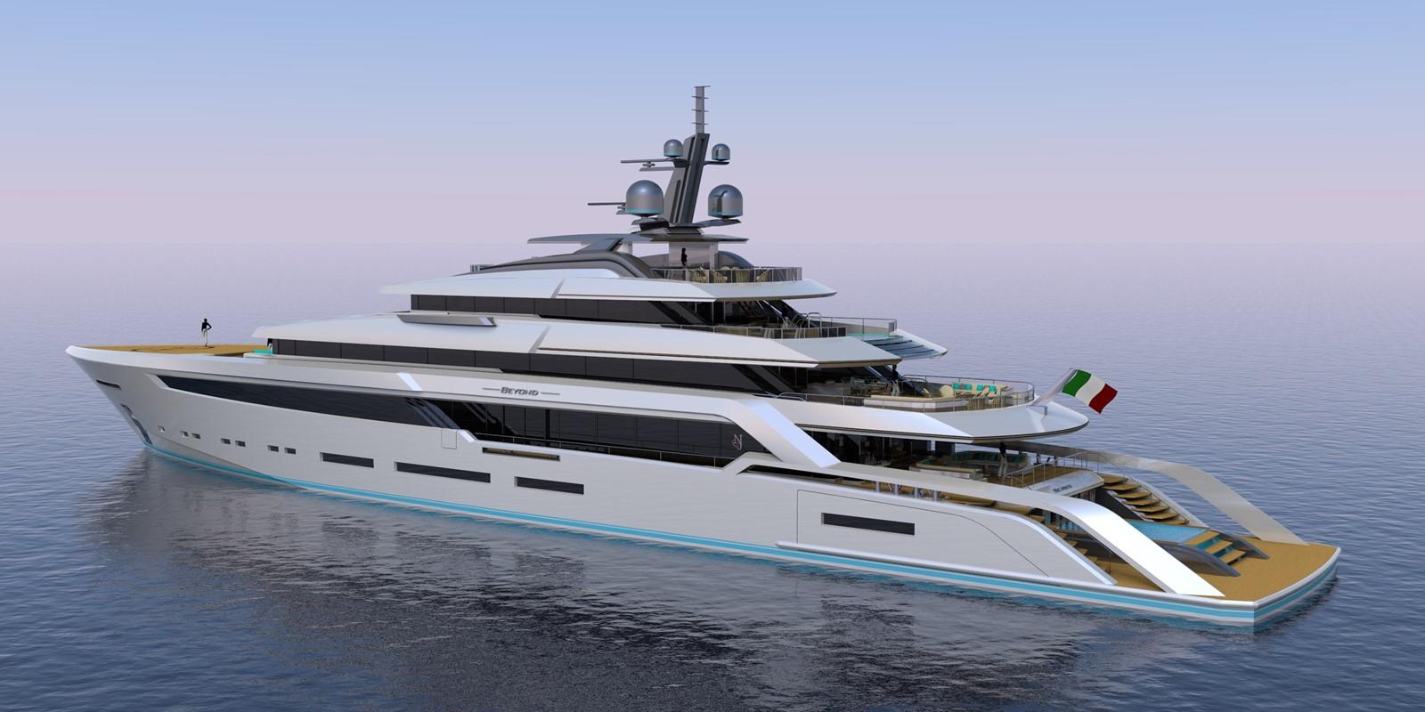 BEYOND 82M 2023 CUSTOM BUILT BEYOND 82 Mega Yacht 2454896