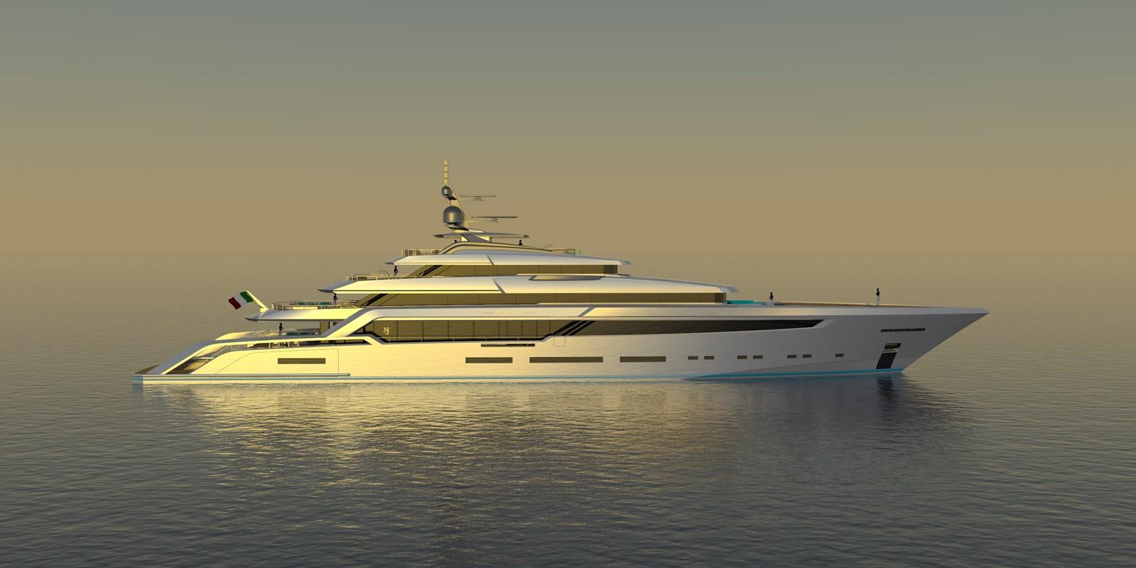 BEYOND 82M 2023 CUSTOM BUILT BEYOND 82 Mega Yacht 2454897