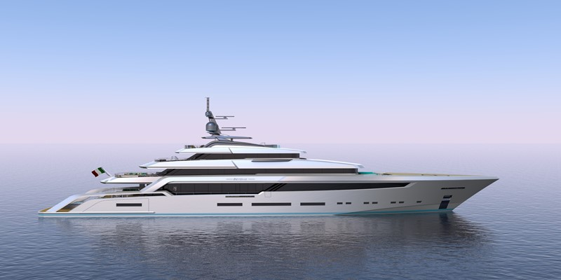 BEYOND 82M 2023 CUSTOM BUILT BEYOND 82 Mega Yacht 2454893