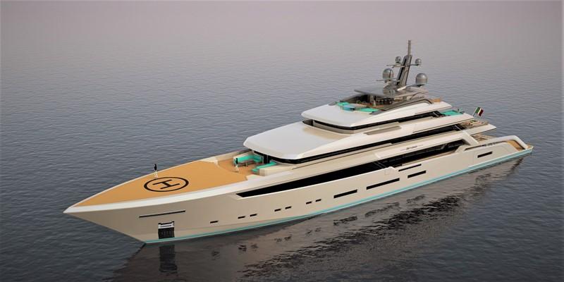 BEYOND 82M 2023 CUSTOM BUILT BEYOND 82 Mega Yacht 2454894