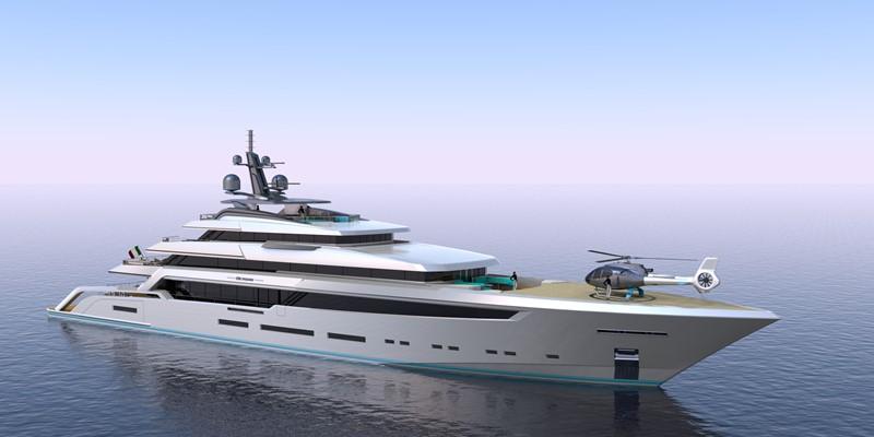 BEYOND 82M 2023 CUSTOM BUILT BEYOND 82 Mega Yacht 2454895