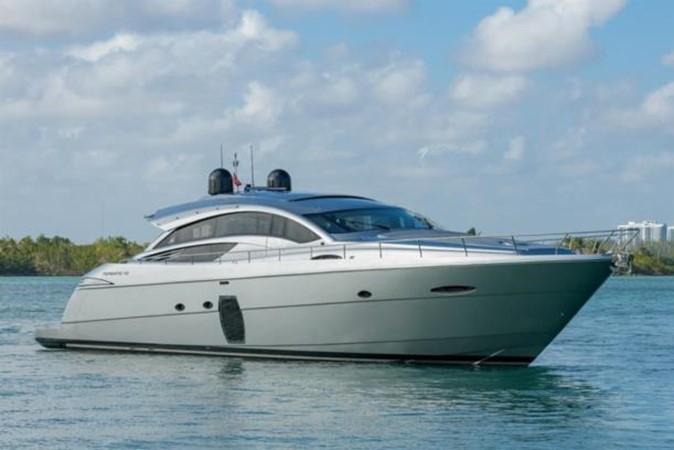 2009 PERSHING 2009 Cruiser 2443080