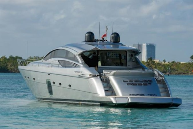 2009 PERSHING 2009 Cruiser 2443081