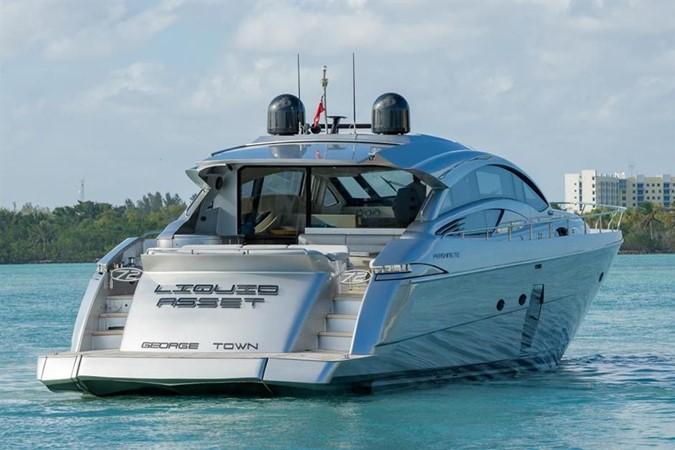 2009 PERSHING 2009 Cruiser 2443087