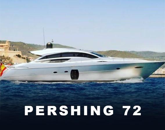 2009 PERSHING 2009 Cruiser 2531915