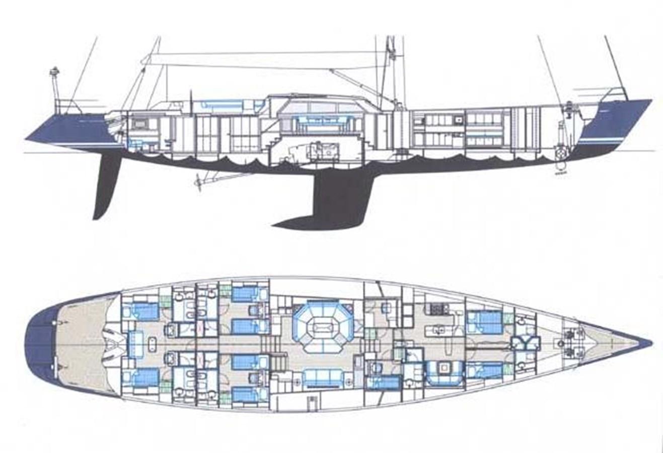 1999 NAUTOR'S SWAN 112 -01 Cruiser 2501093