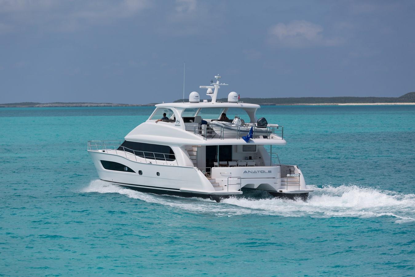 2021 HORIZON PC60 Catamaran 2451120