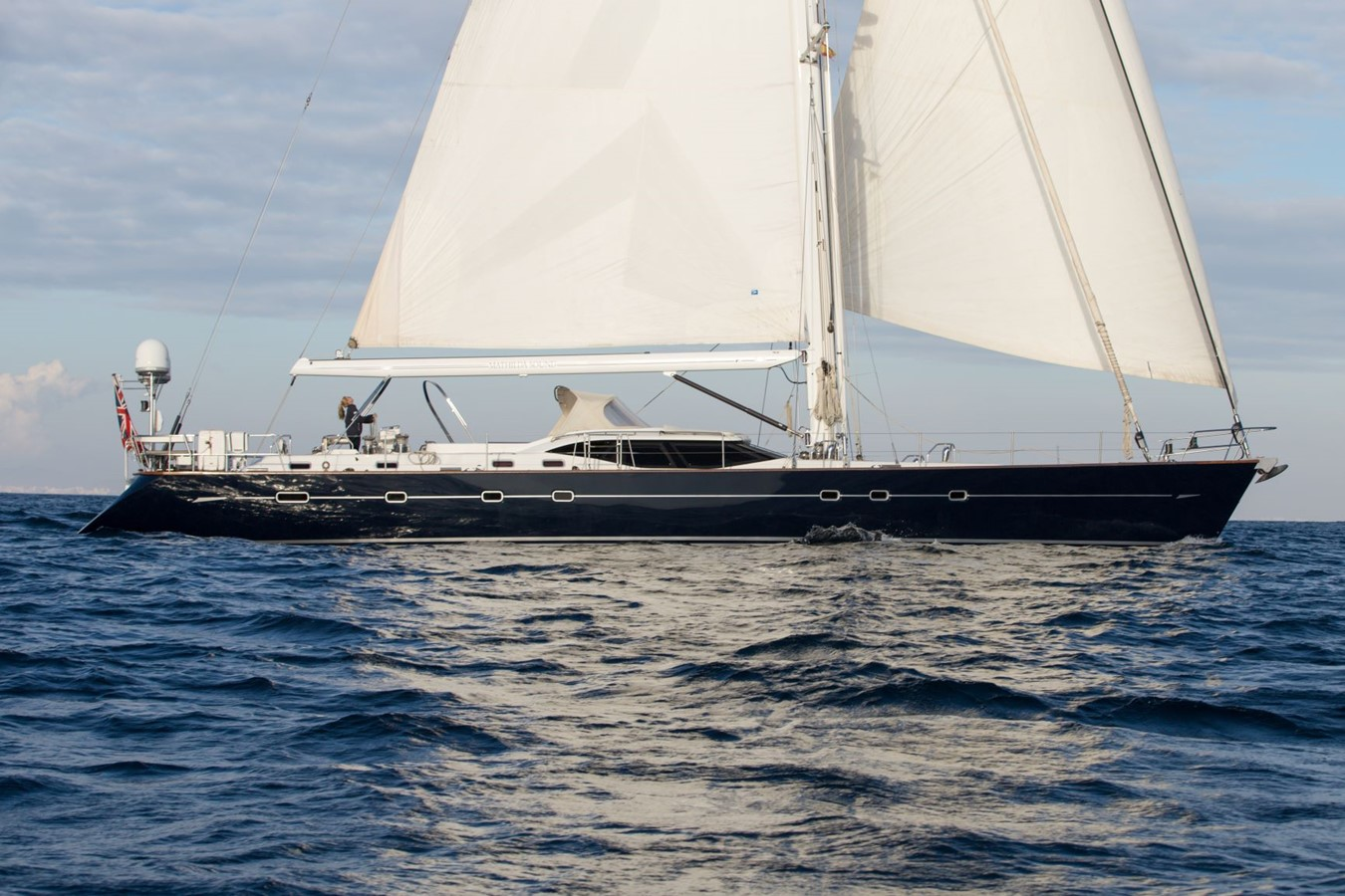 2010 OYSTER YACHTS Oyster 82 Cruising Sailboat 2485458