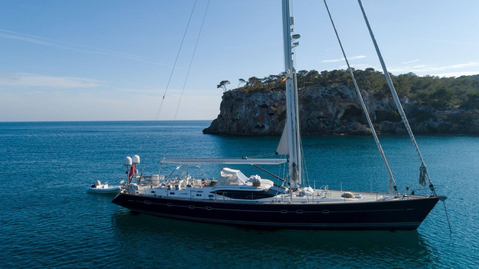 2010 OYSTER YACHTS Oyster 82 Cruising Sailboat 2485459