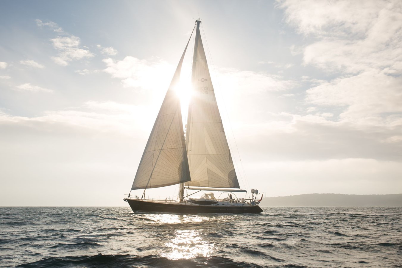 2010 OYSTER YACHTS Oyster 82 Cruising Sailboat 2485471