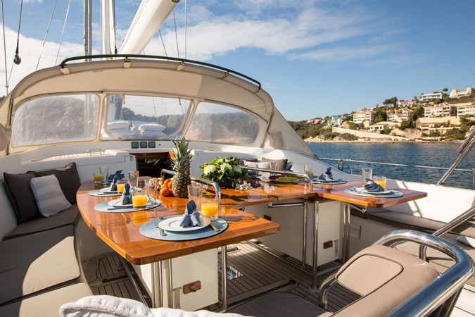 2010 Oyster Yachts Oyster 82 Cruising Sailboat 2485460