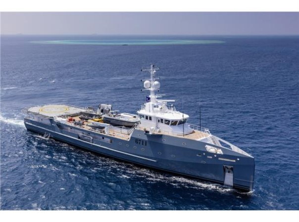 2014 DAMEN Fast Support Vessel Expedition Yacht 2444792