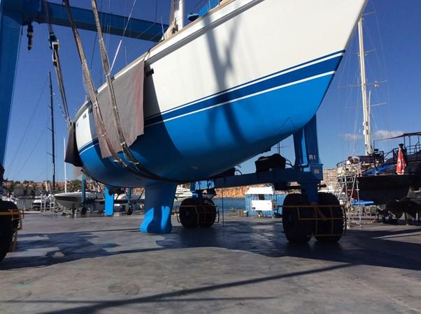 2000 KELLY ARCHER Van de Stadt 78 Cruising Sailboat 2471327