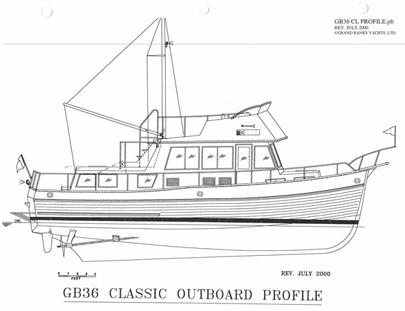 Viator_0002 1988 GRAND BANKS Classic Trawler 2454625