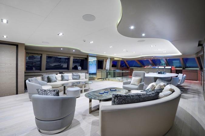 Salon 2019 ADA YACHT WORKS Twin Screw Flybridge Sailing Yacht Sloop 2624880