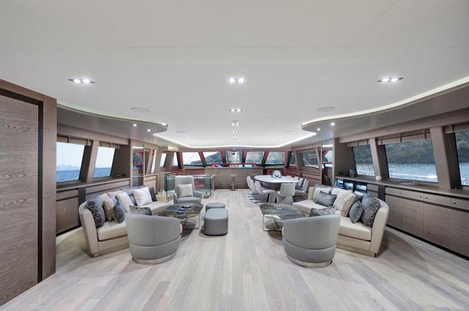 Salon 2019 ADA YACHT WORKS Twin Screw Flybridge Sailing Yacht Sloop 2624881