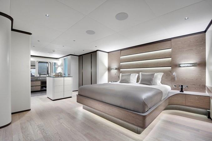 Master Stateroom 2019 ADA YACHT WORKS Twin Screw Flybridge Sailing Yacht Sloop 2624885