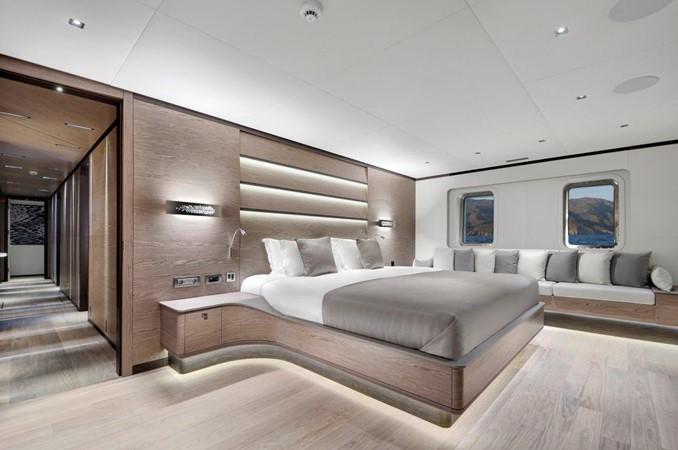 VIP Stateroom 2019 ADA YACHT WORKS Twin Screw Flybridge Sailing Yacht Sloop 2624891