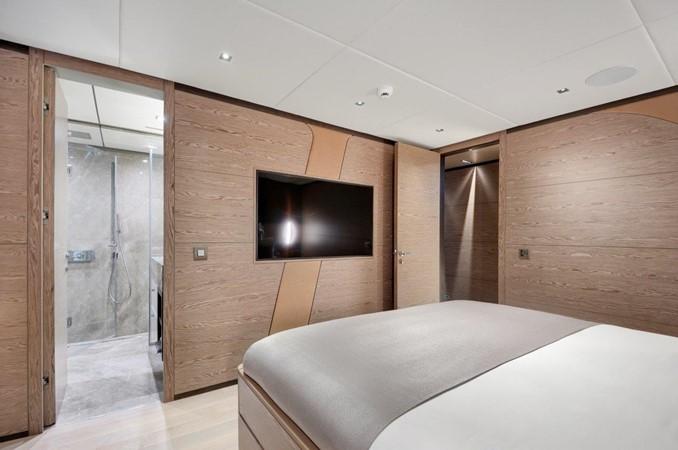 Guest Stateroom 2019 ADA YACHT WORKS Twin Screw Flybridge Sailing Yacht Sloop 2624898