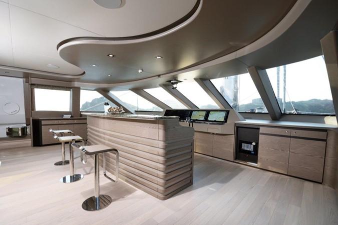 Bridge 2019 ADA YACHT WORKS Twin Screw Flybridge Sailing Yacht Sloop 2624899
