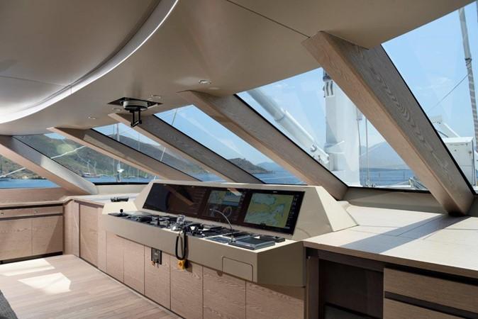 Bridge 2019 ADA YACHT WORKS Twin Screw Flybridge Sailing Yacht Sloop 2624900
