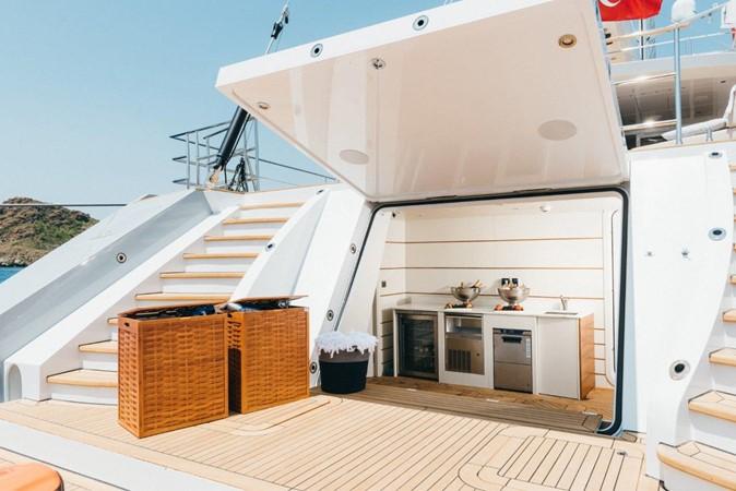 Beach Club 2019 ADA YACHT WORKS Twin Screw Flybridge Sailing Yacht Sloop 2624905