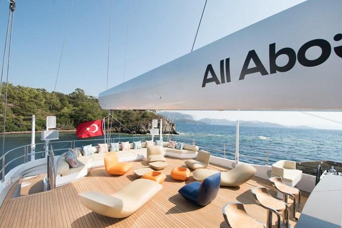 Sun Deck 2019 ADA YACHT WORKS Twin Screw Flybridge Sailing Yacht Sloop 2624910