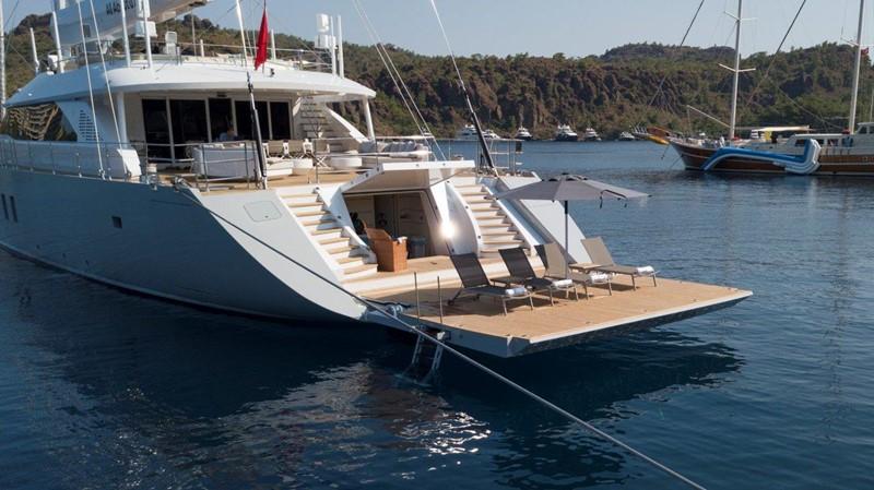 Beach Club 2019 ADA YACHT WORKS Twin Screw Flybridge Sailing Yacht Sloop 2624915
