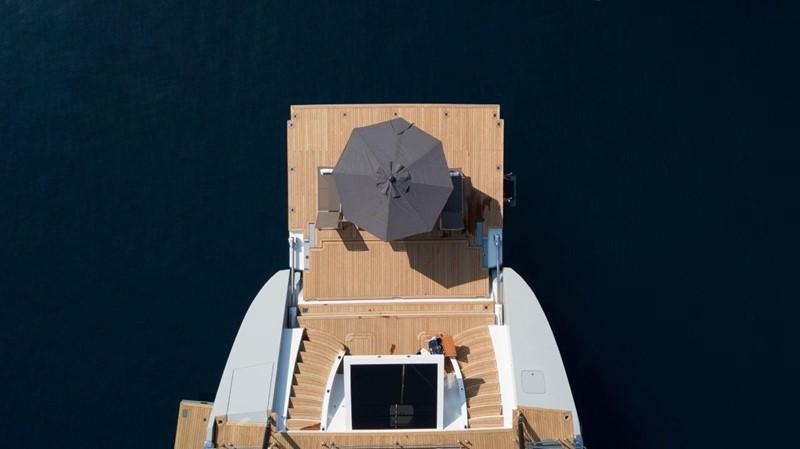 Beach Club 2019 ADA YACHT WORKS Twin Screw Flybridge Sailing Yacht Sloop 2624917
