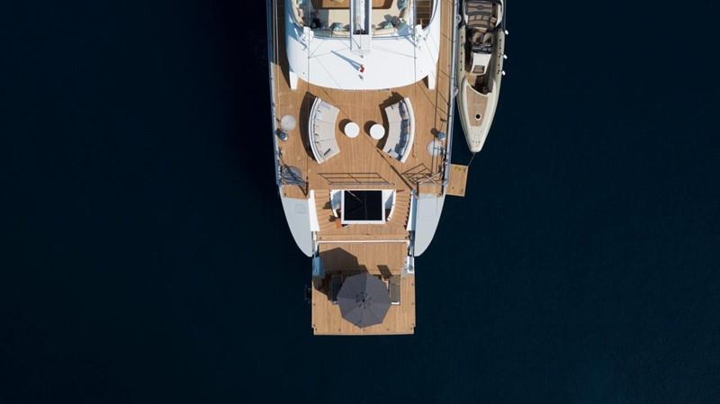 Beach Club 2019 ADA YACHT WORKS Twin Screw Flybridge Sailing Yacht Sloop 2624918