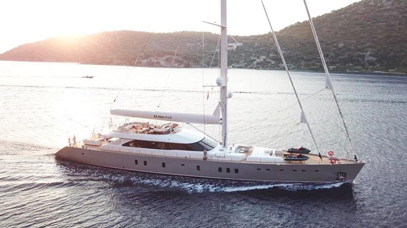 Underway 2019 ADA YACHT WORKS Twin Screw Flybridge Sailing Yacht Sloop 2674991