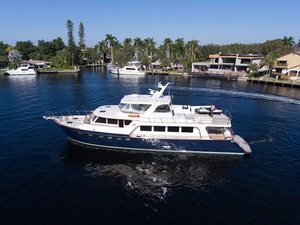 2006 MARLOW 78E Trawler 2445639
