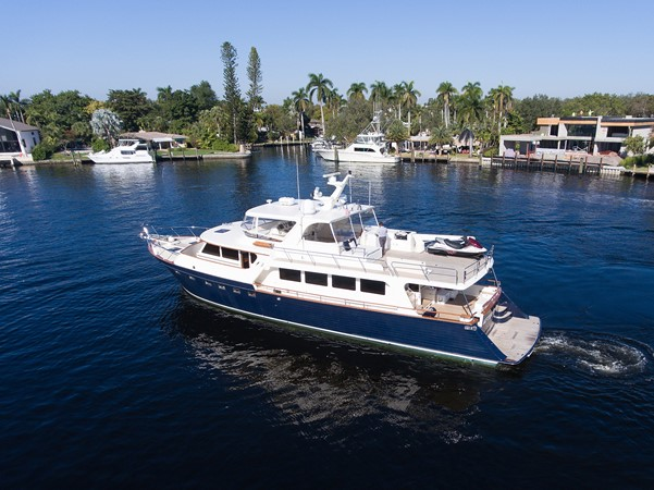 2006 MARLOW 78E Trawler 2445640