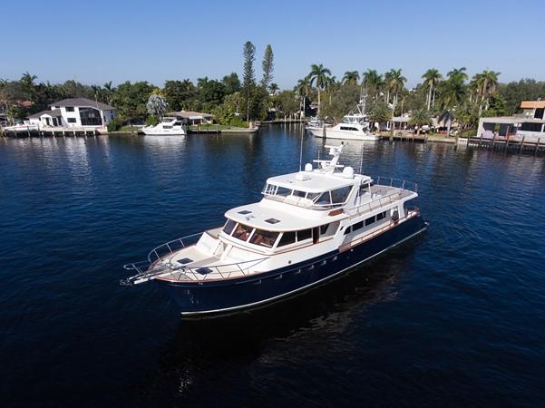 2006 MARLOW 78E Trawler 2445644