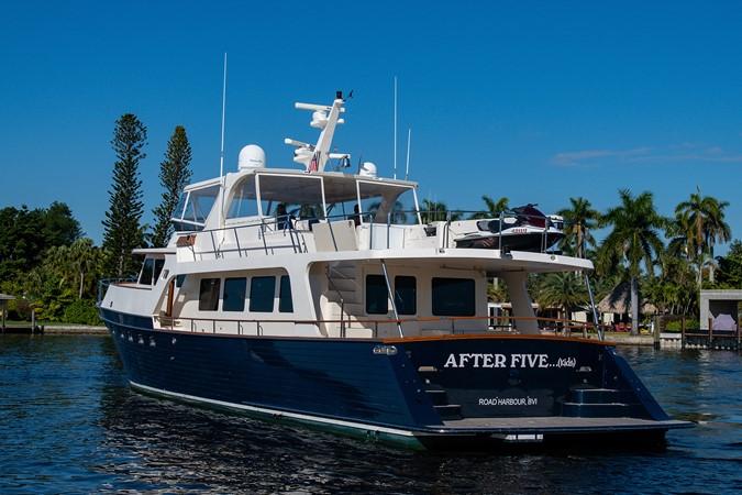 2006 MARLOW 78E Trawler 2445789