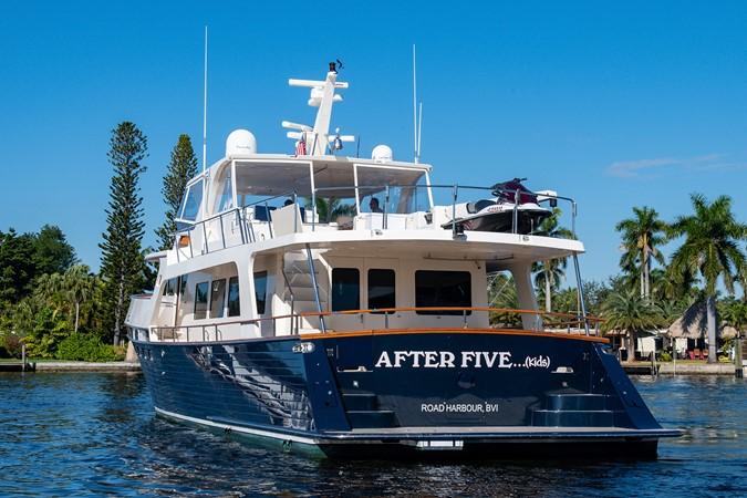 2006 MARLOW 78E Trawler 2445790