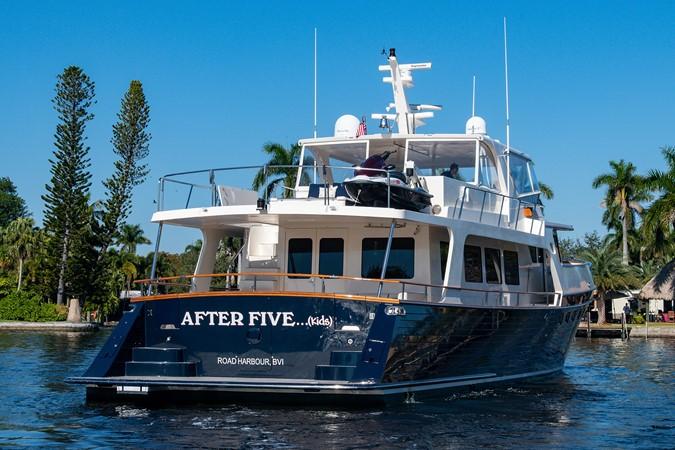 2006 MARLOW 78E Trawler 2445792