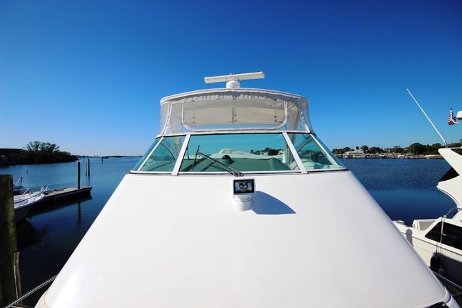 Bridge from Foredeck 2007 Cruisers Yachts 447 Sport Sedan Cruiser 2446030