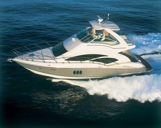 Running Shot 2007 Cruisers Yachts 447 Sport Sedan Cruiser 2446047