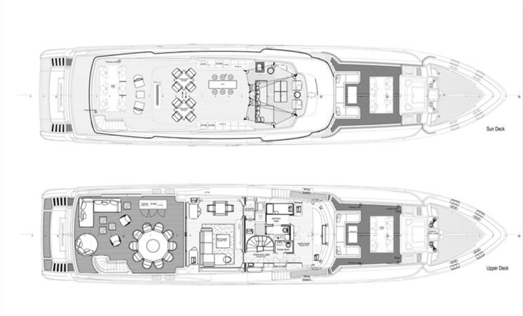 2018 BENETTI Mediterraneo Motor Yacht 2446611