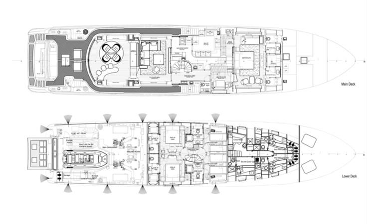 2018 BENETTI Mediterraneo Motor Yacht 2446612