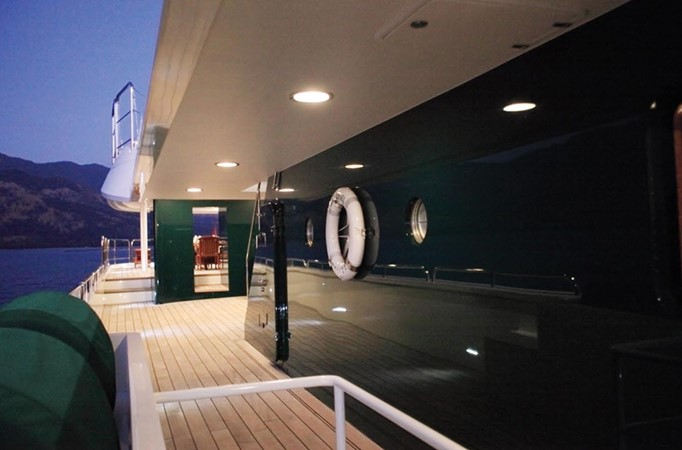 1978 MITSUBISHI  Motor Yacht 2446672