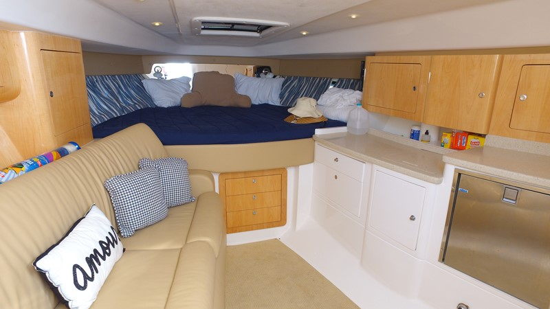 Forward Cabin 2013 INTREPID 390 Sport Yacht Cuddy Motor Yacht 2447197