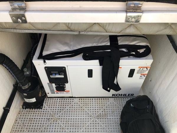 Generator 2013 INTREPID 390 Sport Yacht Cuddy Motor Yacht 2447205