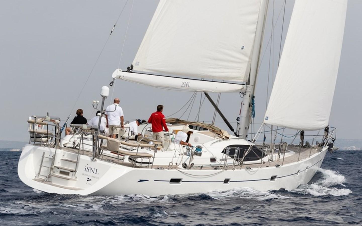 2009 OYSTER YACHTS  Cruising Sailboat 2448322