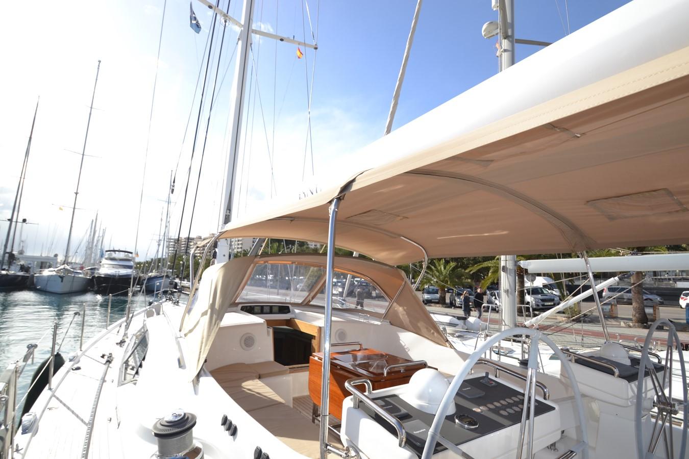 2009 OYSTER YACHTS  Cruising Sailboat 2448324