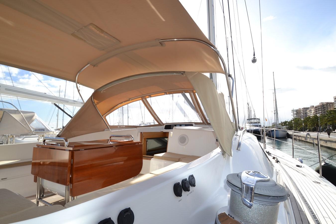 2009 OYSTER YACHTS  Cruising Sailboat 2448325